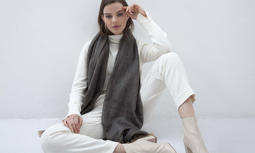 Vind hier de allerzachste alpaca wol sjaals