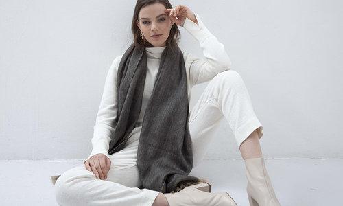 Een eerlijke en duurzame sjaal shop je bij Take it slow