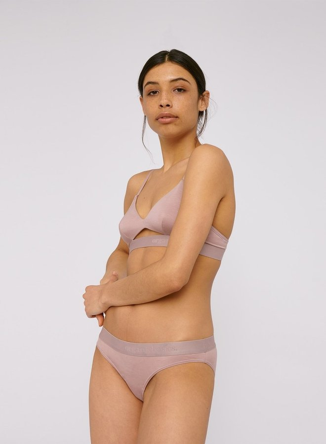 Soft Touch Briefs 2-pack Dusty Rose Tencel ™