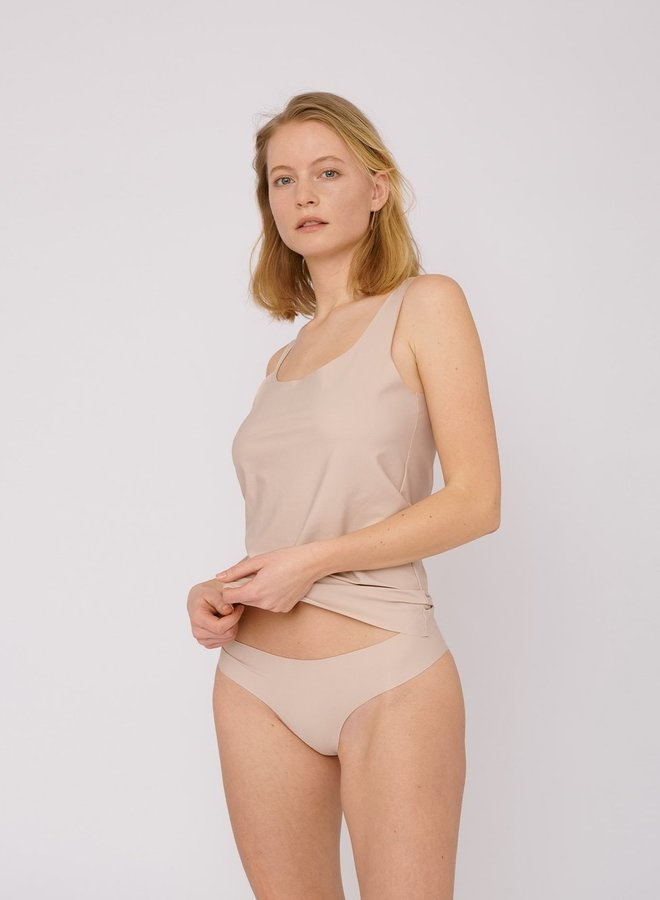 Organic Basics | Invisible Cheeky Briefs 2-pack Rose Nude