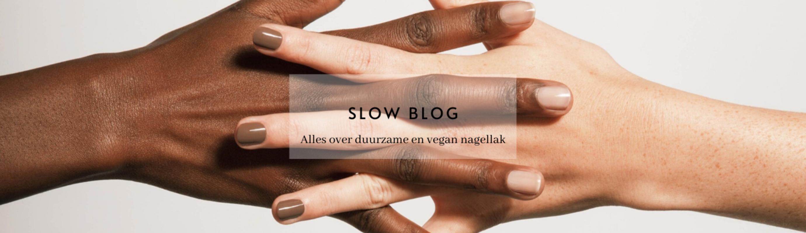 Alles over duurzame en vegan nagellak