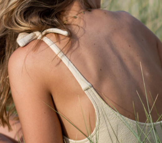 Sustainable swimwear for woman
