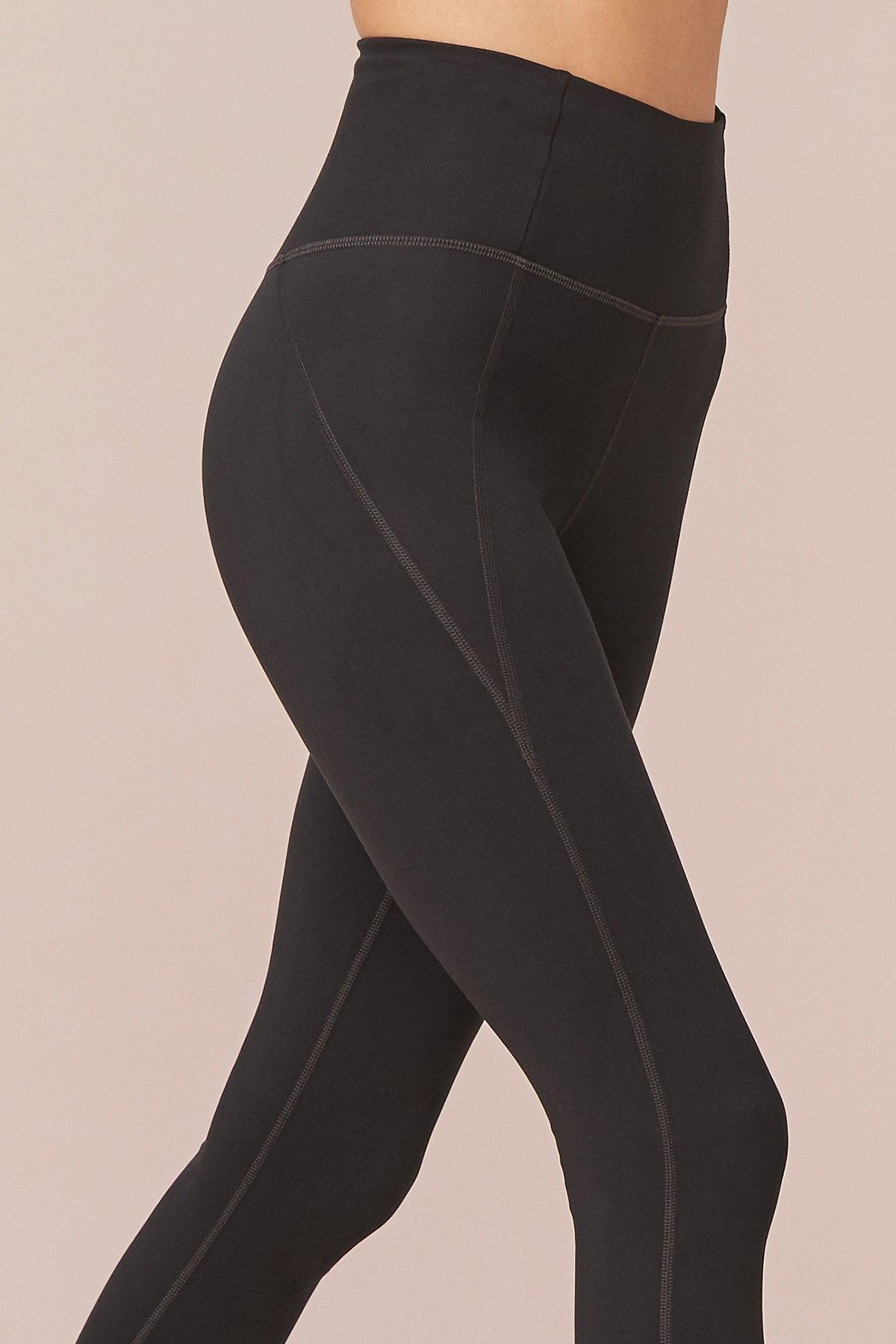 Girlfriend Collective   Compressive high-rise legging zwart-5