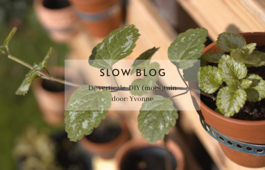 Vergroen je tuin, balkon of huis met een verticale (moes)tuin