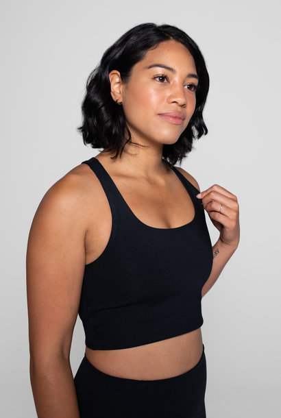 Paloma sports bra black