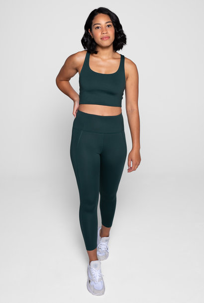 Paloma sports bra moss