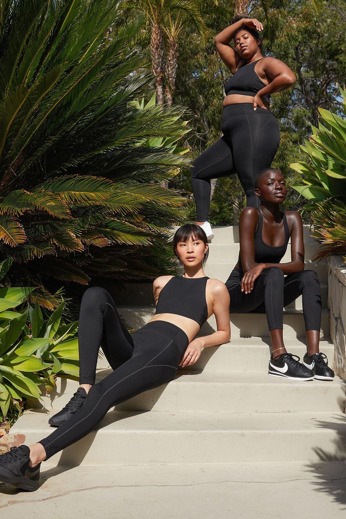 girlfriend collective sport yogakleding