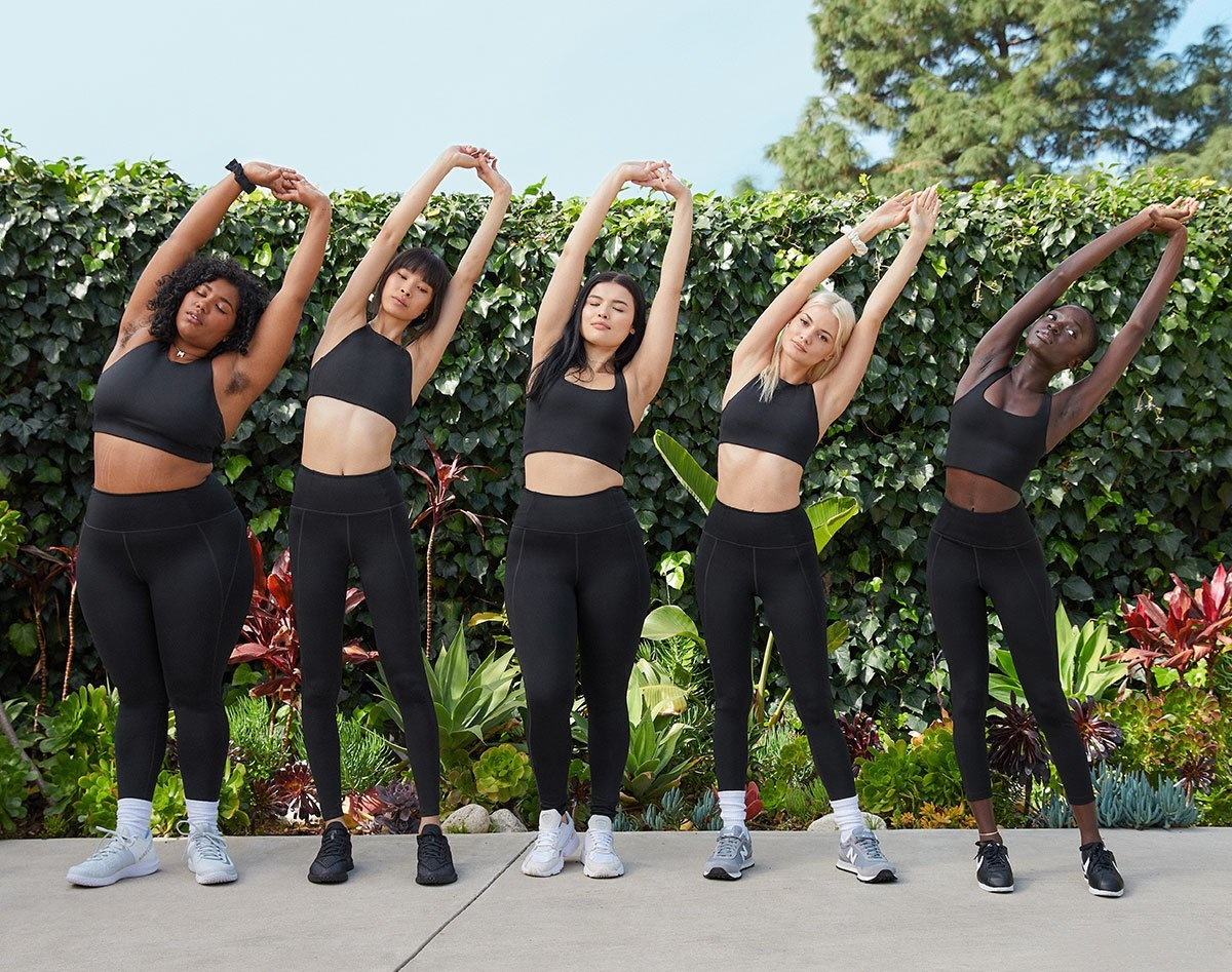 girlfriend collective sportkleding yoga