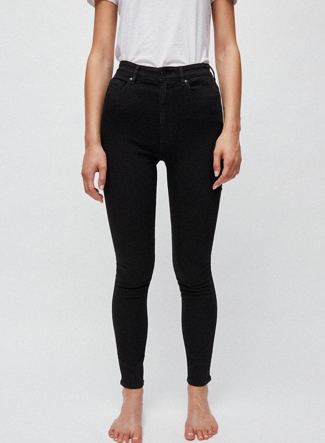 Armedangels | Ingaa X Stretch jeans zwart biologisch katoen