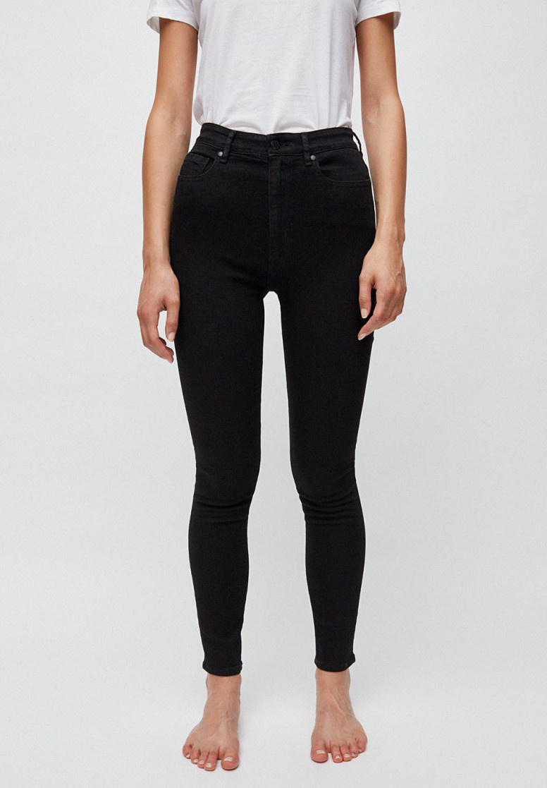 Armedangels | Ingaa X Stretch jeans black night organic cotton-1