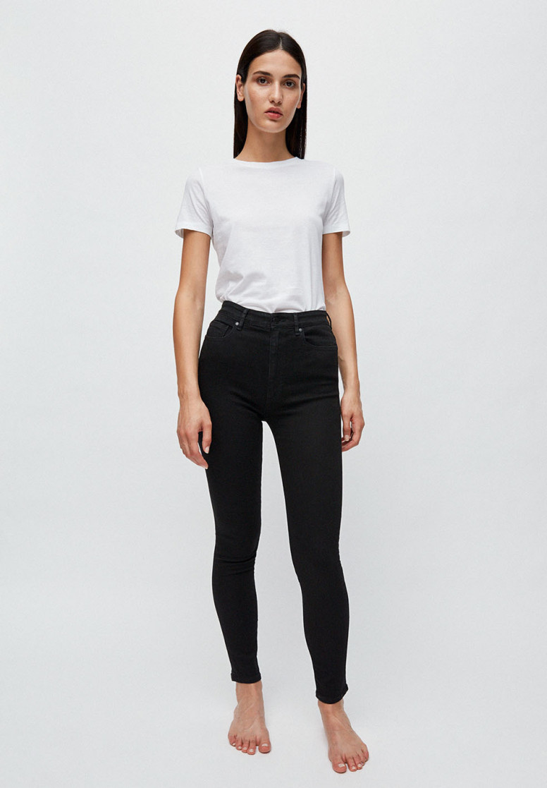 Armedangels | Ingaa X Stretch jeans black night organic cotton-5