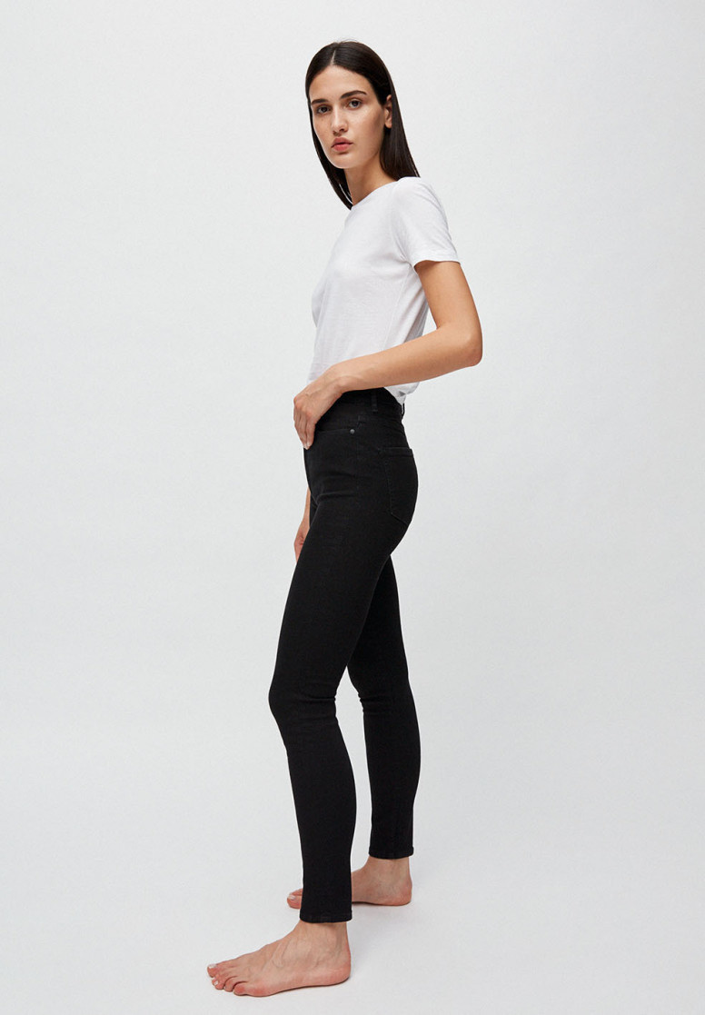 Armedangels | Ingaa X Stretch jeans black night organic cotton-2