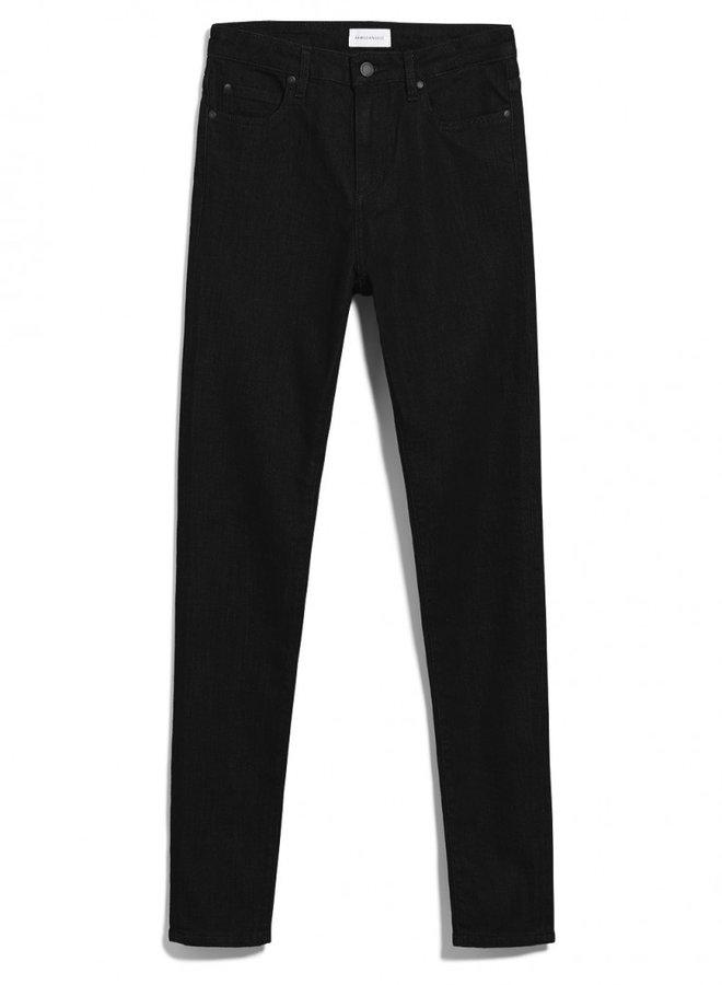 Armedangels | Ingaa X Stretch jeans black night organic cotton