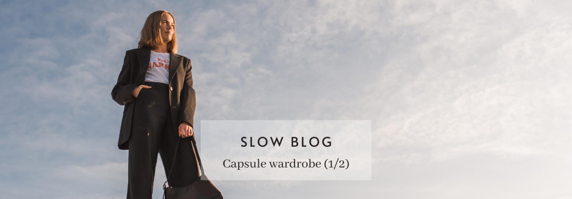 Voordelen van een capsule wardrobe