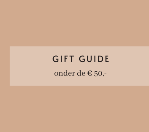 Shop a sustainable gift under 50 euro