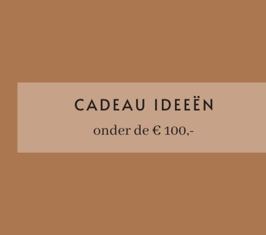 Shop a sustainable gift under € 100