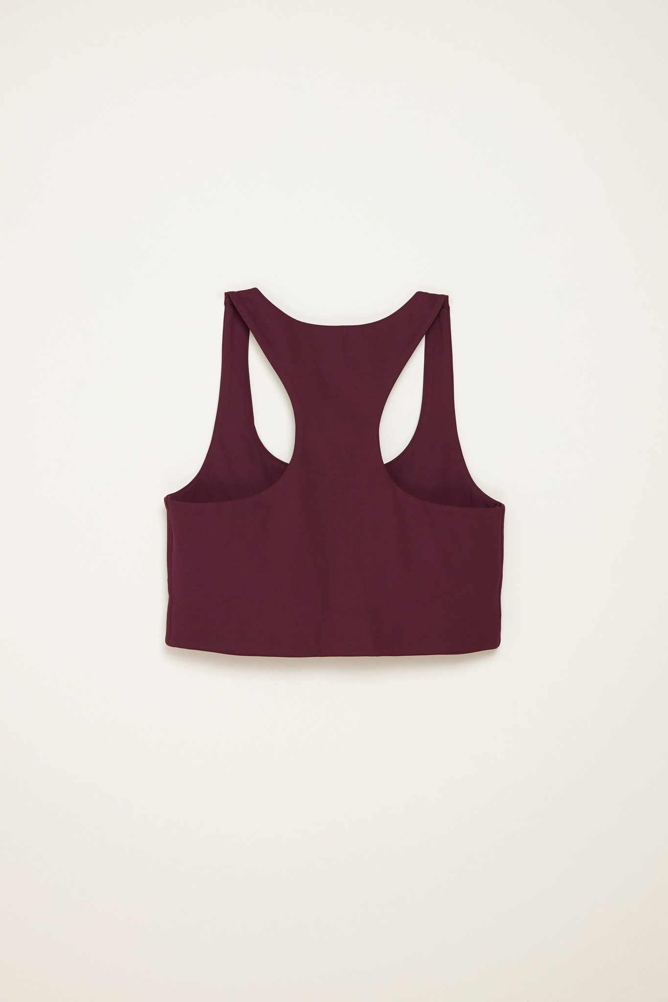 Girlfriend Collective | Paloma sports bra plum-6