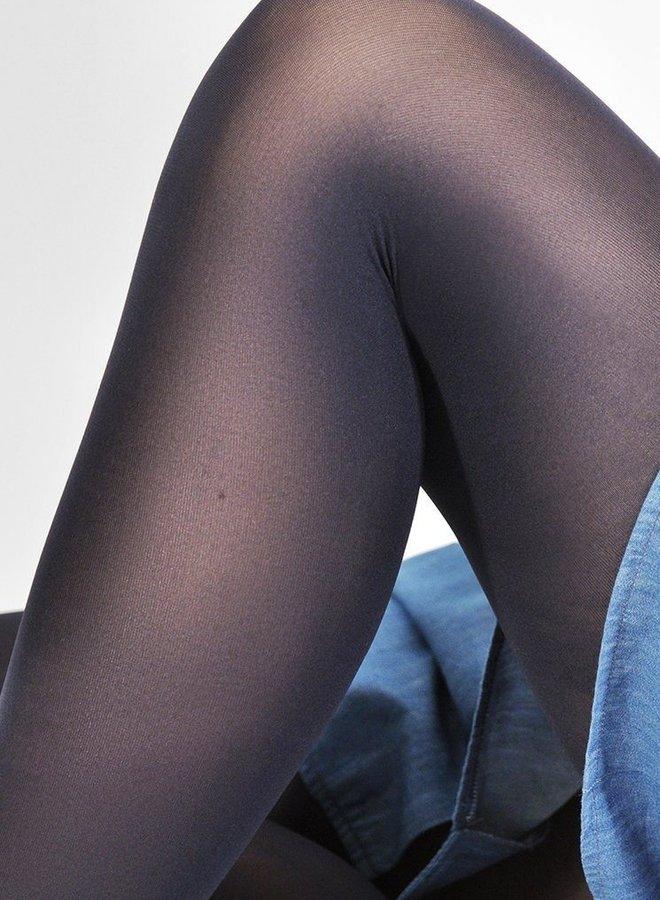 Swedish Stockings | Olivia panty 60 denier navy