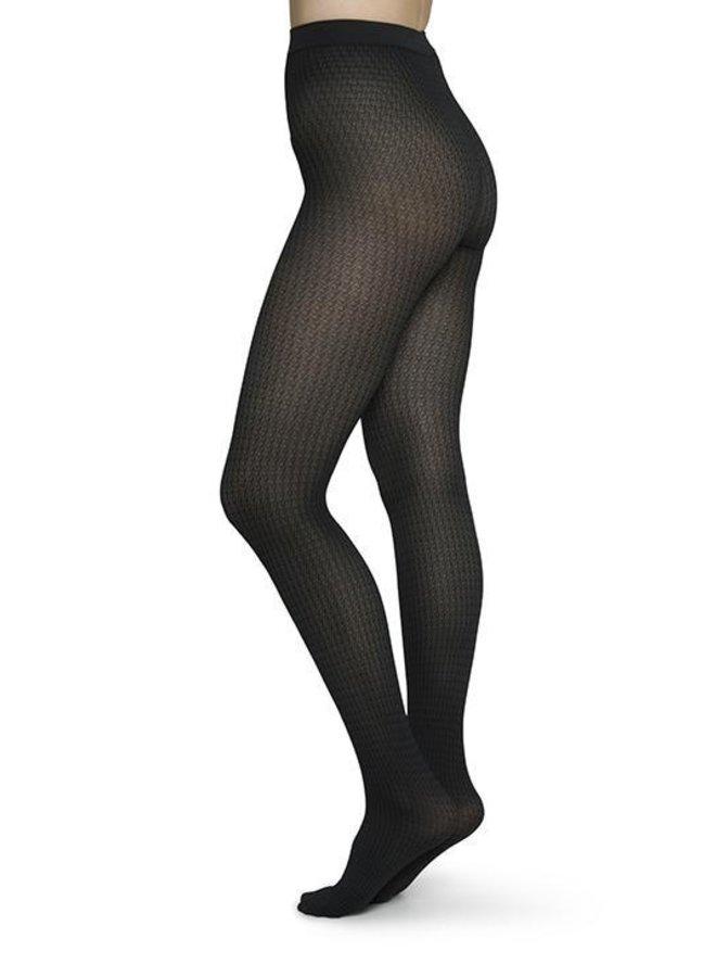 Swedish Stockings | Agnes panty 60 denier zwart