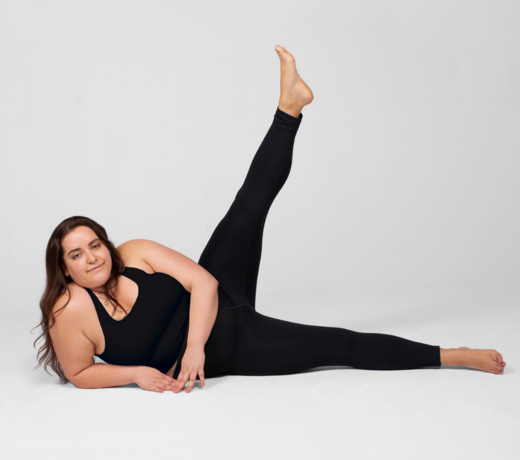 Sustainable sport and yoga wear
