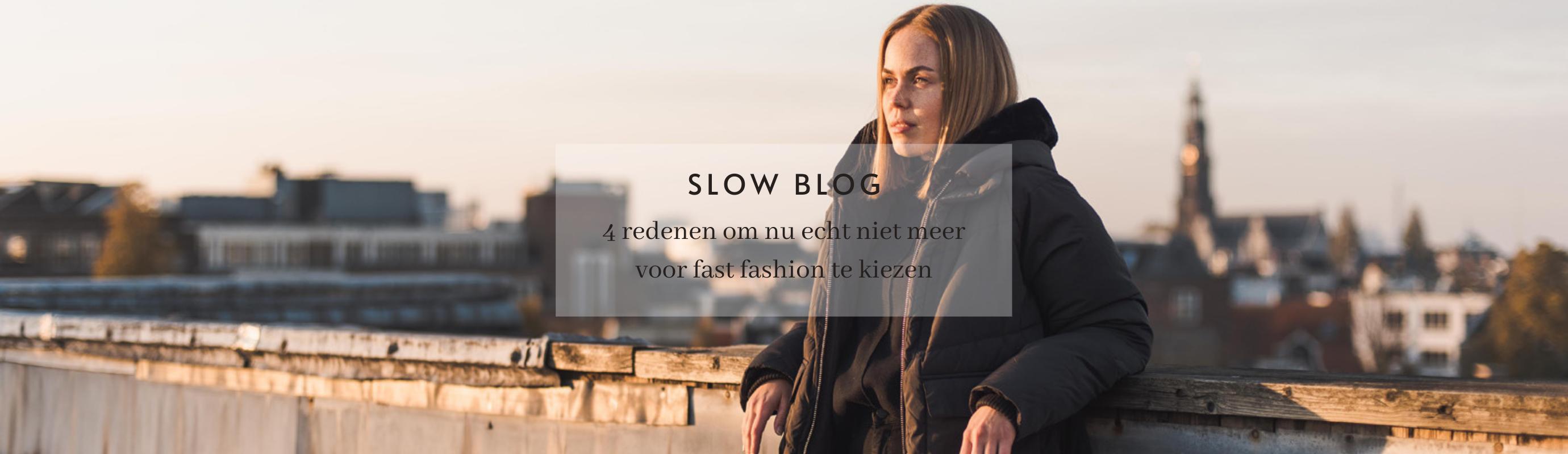 4 redenen om nu écht niet meer voor fast fashion te kiezen