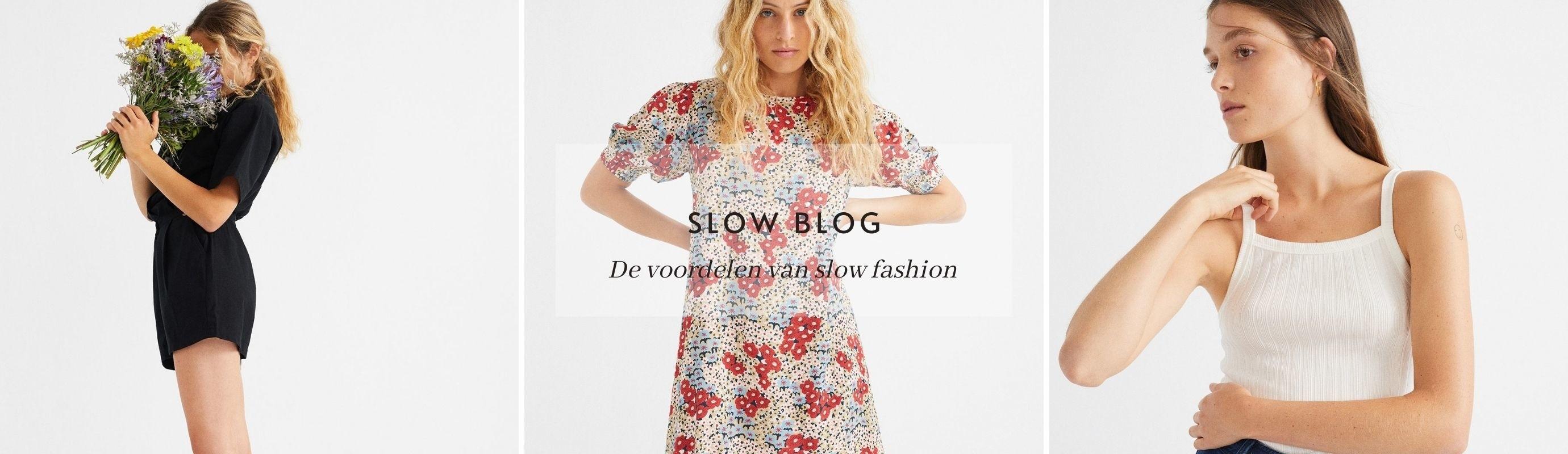 De voordelen van slow fashion