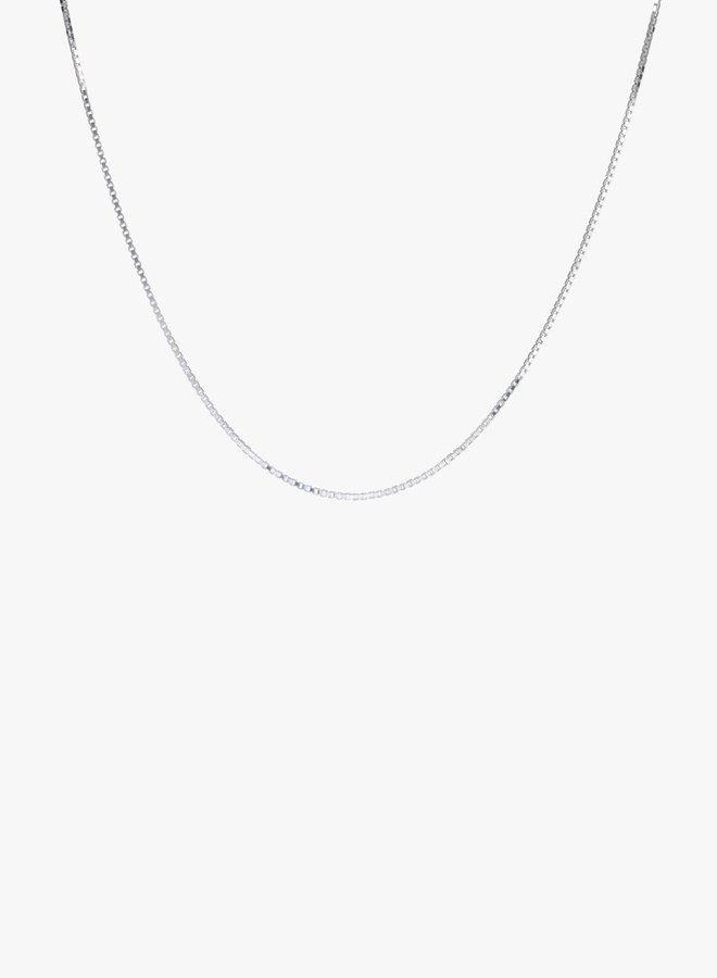 Wildthings | Necklace Box silver (36cm)