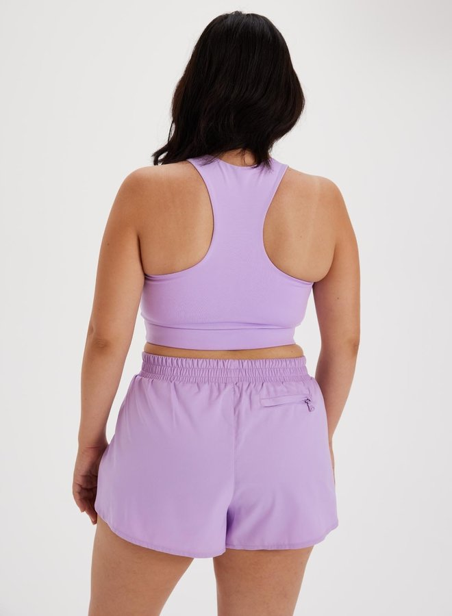 Girlfriend Collective | Paloma Sport BH Lilac