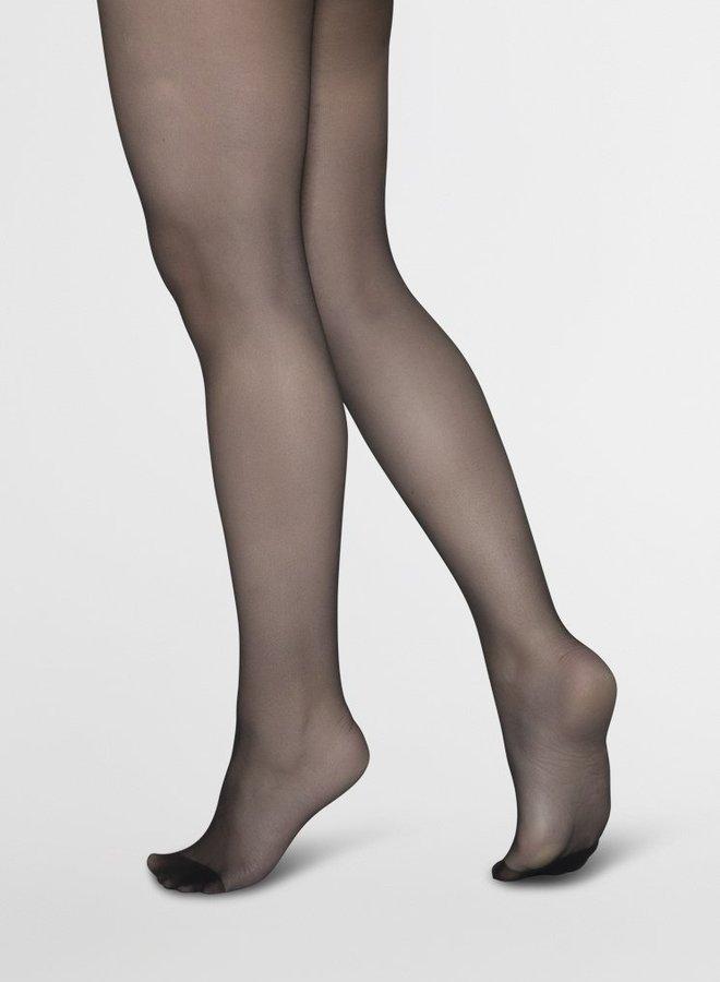 Swedish Stockings | Elin panty 20 denier zwart