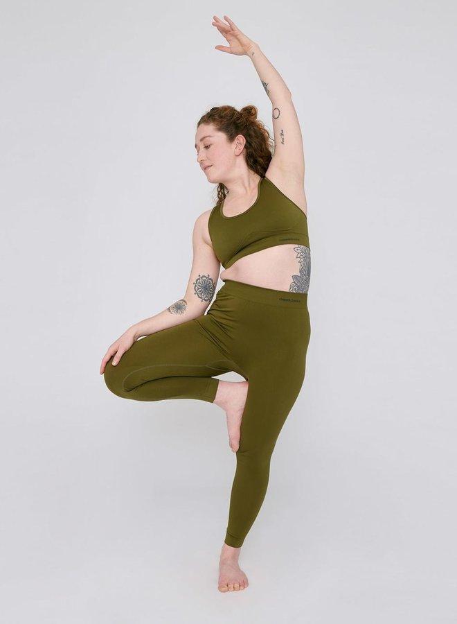 Active Legging Olive