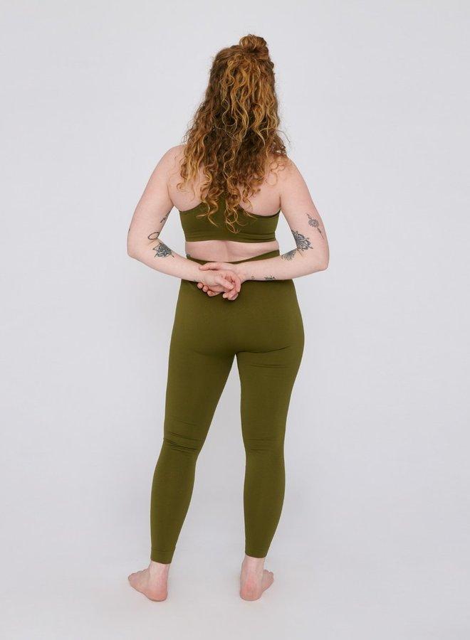 Organic Basics | Active Legging Olive