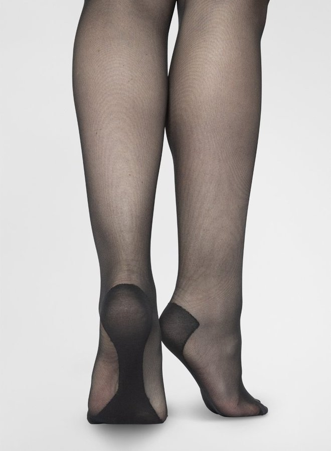 Swedish Stockings | Carla panty 30 denier zwart