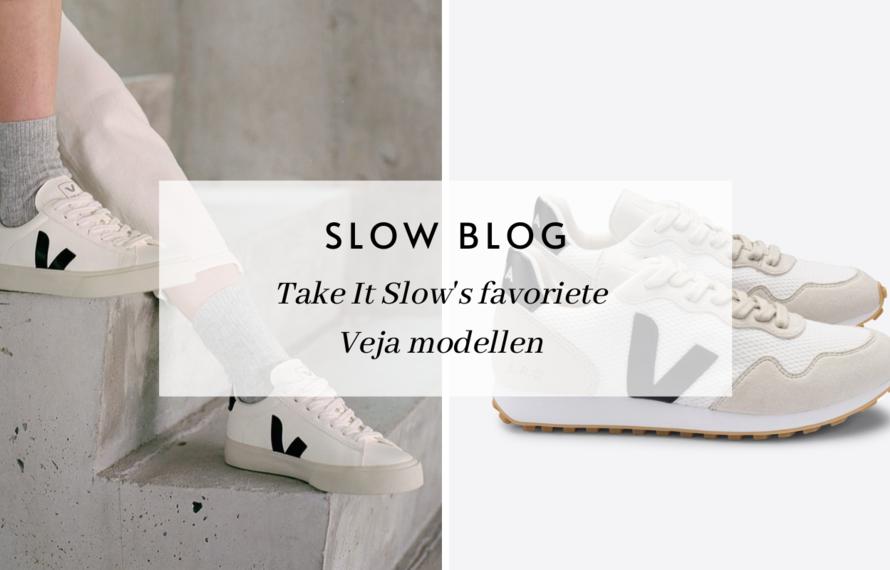 Take It Slow's favoriete Veja modellen