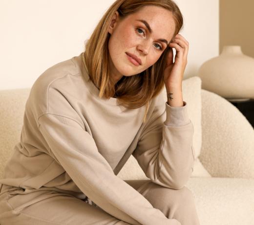 Loungewear made of soft & organic materials