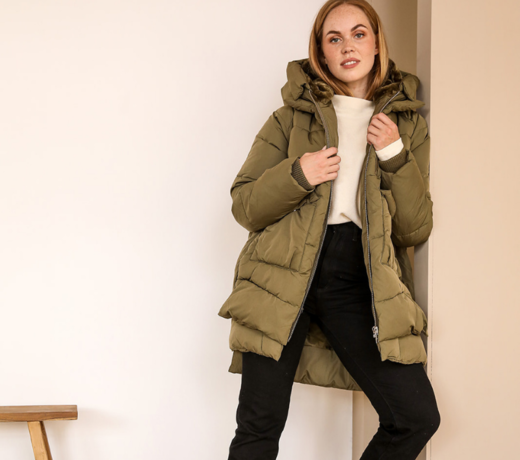 Are you looking for the perfect sustainable coat?