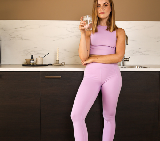 Girlfriend duurzame yoga- en sportkleding