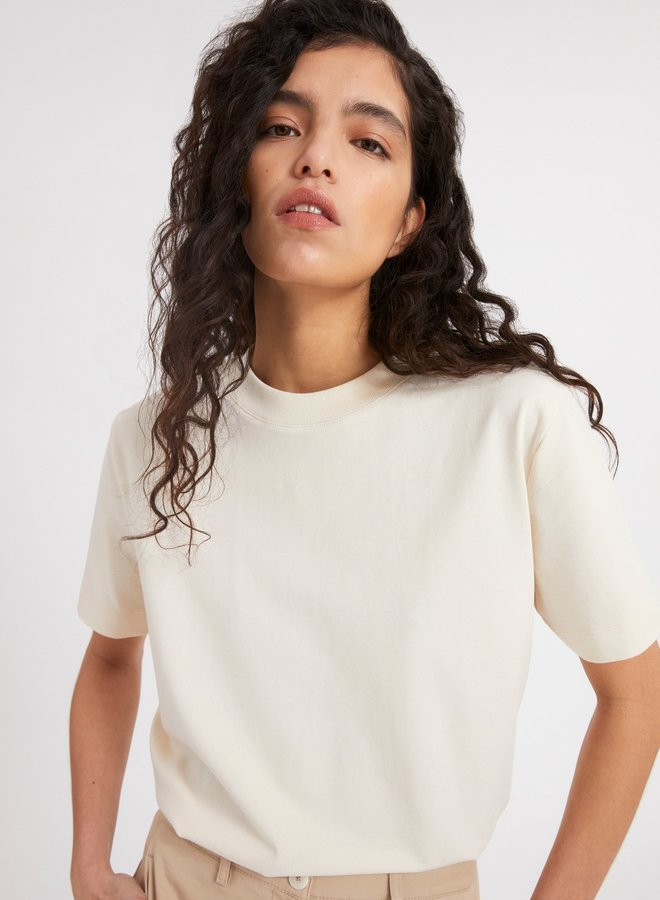 Taraa T-shirt undyed organic cotton