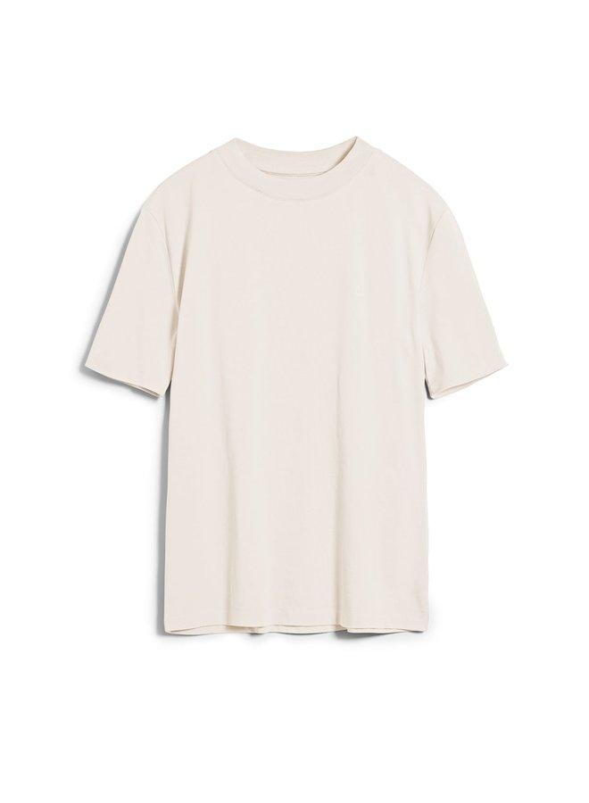 Armedangels   Taraa T-shirt undyed biologisch katoen
