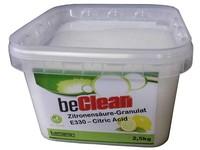 Zitronensäure - das Reinigungswunder der Natur