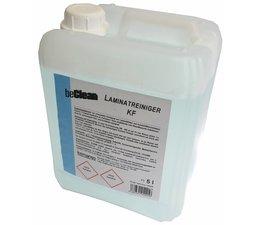 beClean Laminatreiniger 5 Liter für einen gänzenden Boden