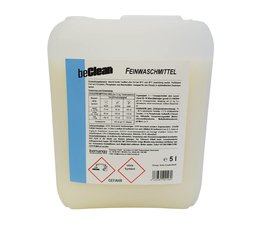 beClean Feinwaschmittel 5x5 Liter -- 300 Waschladungen - Copy - Copy