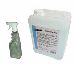 beClean Glasreiniger beClean  5 Liter & Sprühflasche
