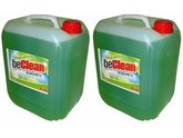 beClean GREEN WASH 2x10 Liter Kanister