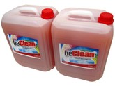 beClean Red orange 2x10 Liter Kanister