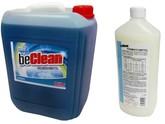 beClean BLUE SEA Vollwaschmittel 10 Liter Kanister und 1 Liter Feinwaschmittel