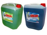 beClean Green wash 10 Liter - Blue sea 10 Liter