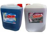 beClean Black-Wash 10 Liter Blue sea 10 Liter
