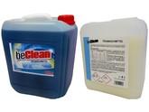 beClean Blue sea 10 Liter und 5 Liter Feinwaschmittel