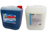 beClean Blue sea 10 Liter und 10 Liter Feinwaschmittel