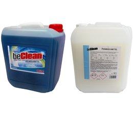 beClean Kombipaket Blue sea 10 Liter und 10 Liter Feinwaschmittel - Copy